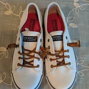 Sperry top slider girls sneakers